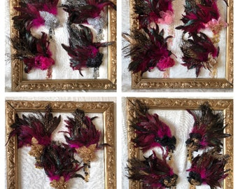 Florentine, Sweet Lolita Fashion, Pastel Goth Headdress, Great Gatsby 1920s Fascinator, Edwardian Ball Fascinator, Steampunk fascinator