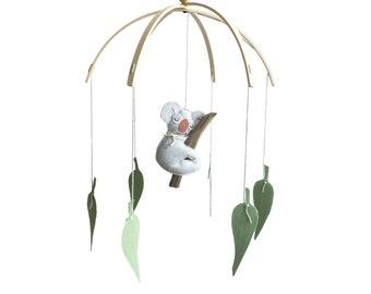 Koala Nursery Mobile (custom)