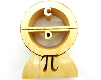 Wooden Pi