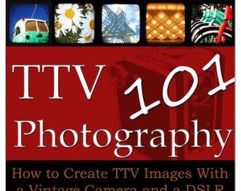 Ttv Photography 101 e-Book