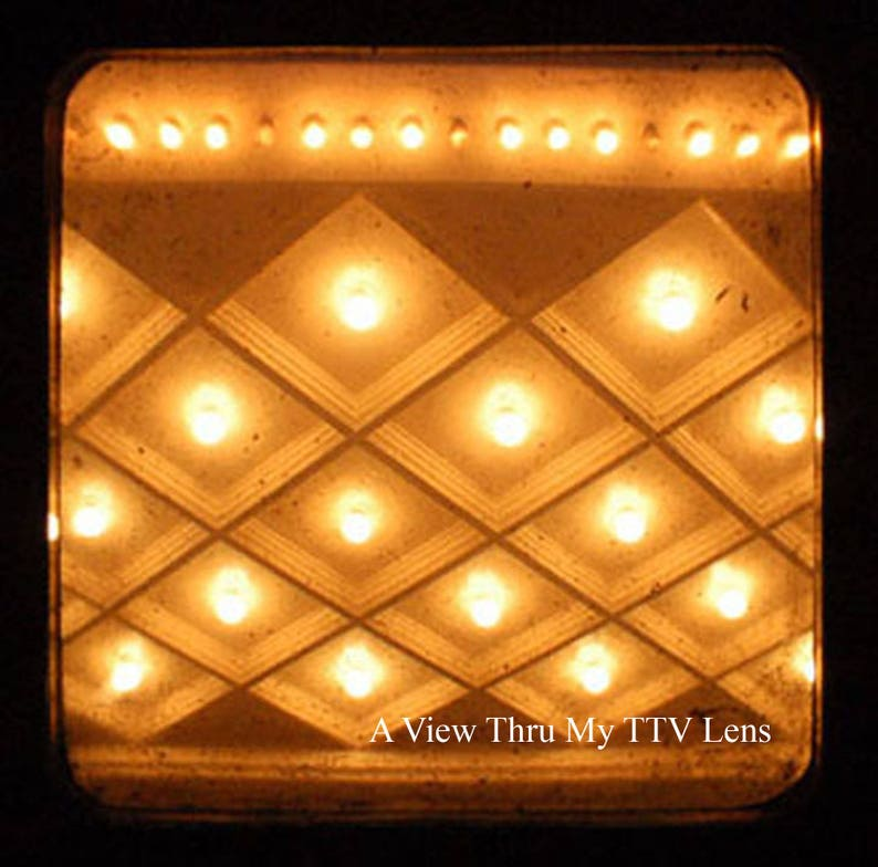 INSTANT DOWNLOAD of Theater Lights  ttv photography print image 0