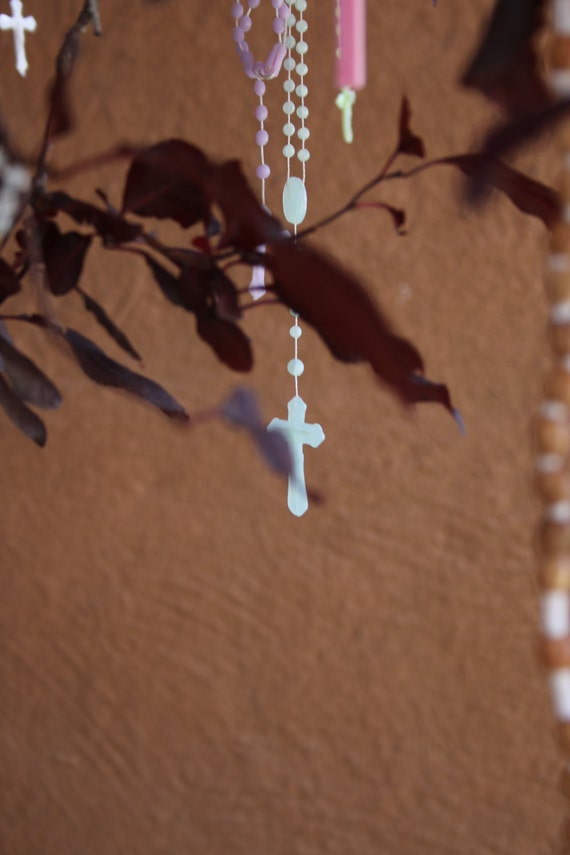 "Prayer Tree - Santa Fe, New Mexico (5"" x 7"" photographic greeting card - blank inside/with envelope)"
