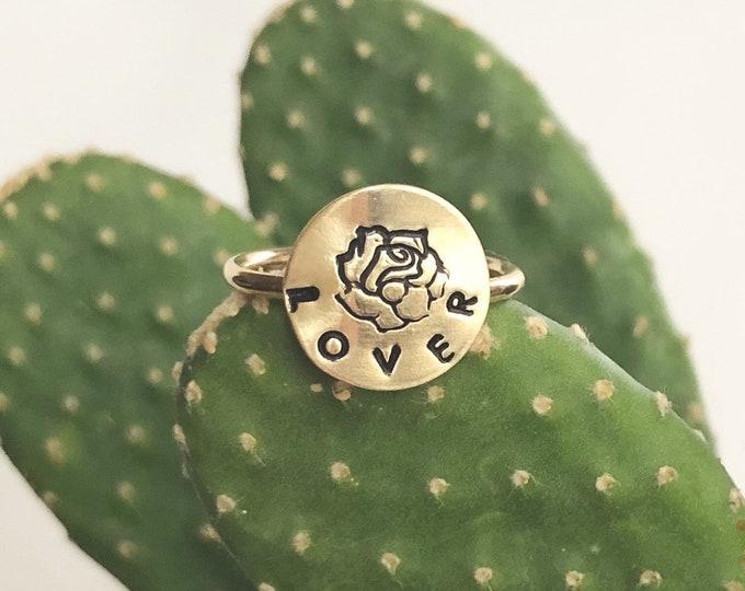 Lover Ring