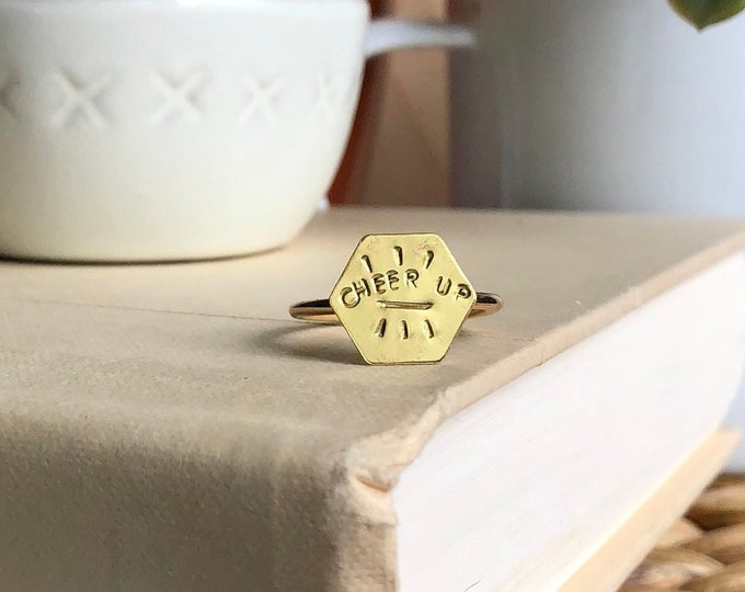 Pity Party Ring
