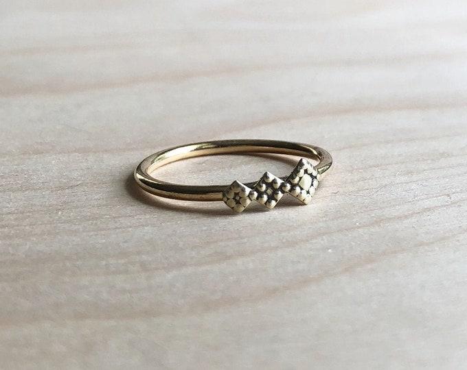 Triad Ring