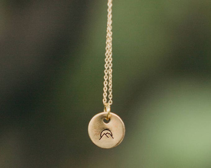 Range Necklace