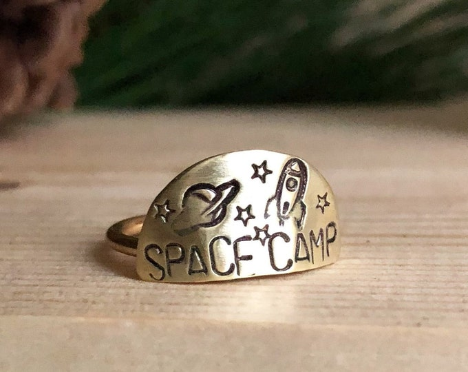 Space Camp Ring