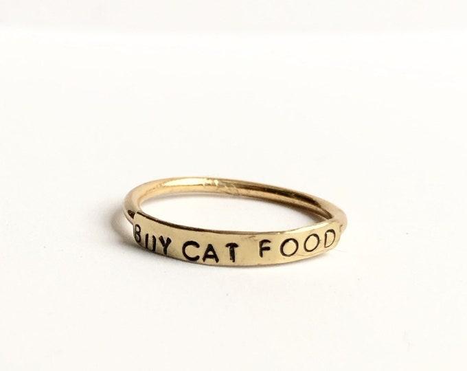 Buy Cat Food Ring