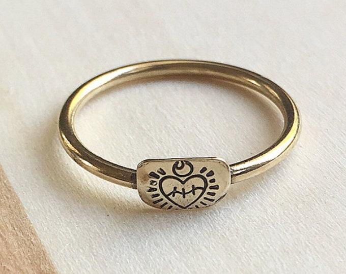 Corazon Ring