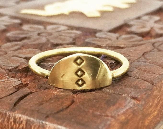 Rattler Ring