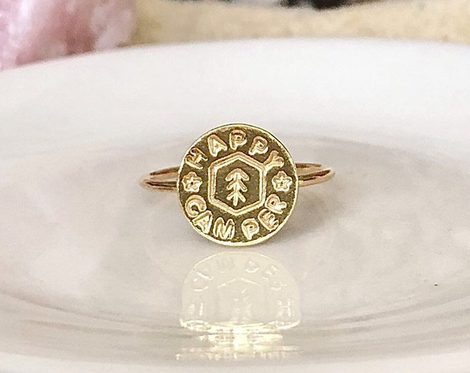 Happy Camper Ring
