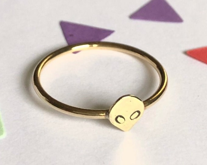 Spaced Out Ring
