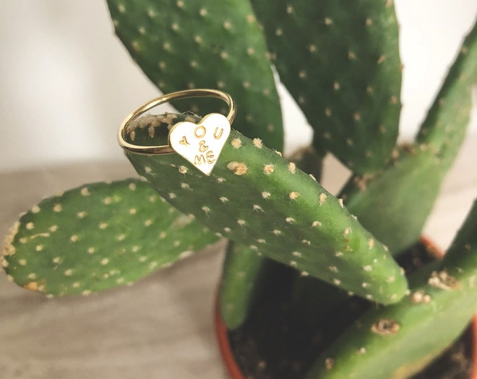 You + Me Ring