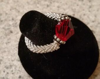 Lovely Red Ring