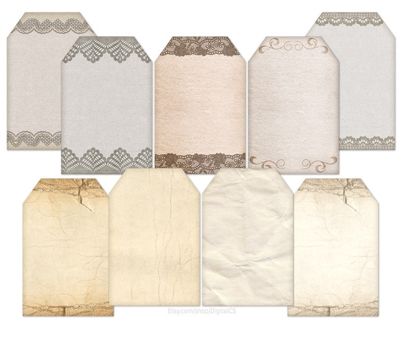 picture about Blank Gift Tags Printable identified as Do it yourself labels Blank present tags Printable label Electronic label Blank label Printable reward tags Sepia tone Electronic reward tags professional seek the services of