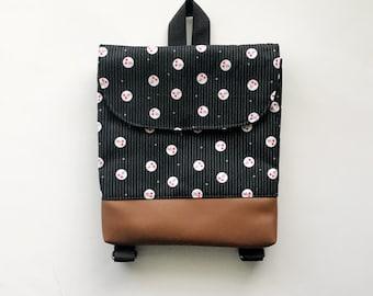 b79fdb1638 Cherry Dot Tiny Pack - Small Backpack - Toddler Backpack - Tiny Backpack -  Toddler Bag - Backpack