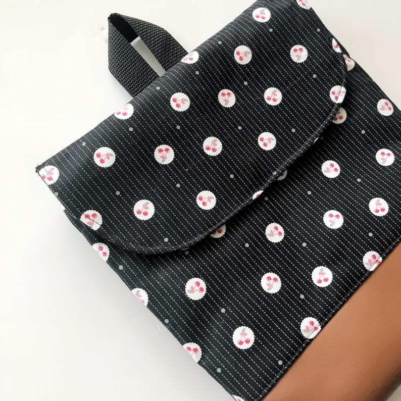 Cherry Dot Tiny Pack Toddler Backpack Tiny Backpack Small Backpack Backpack Toddler Bag