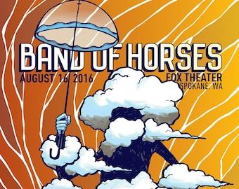 Band of Horses- Spokane