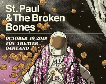 St. Paul & the Broken Bones Oakland 2018