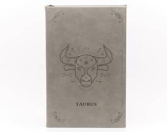 Taurus / Leather Journal