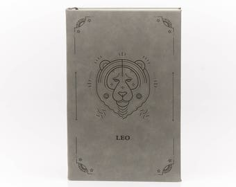 Leo / Leather Journal