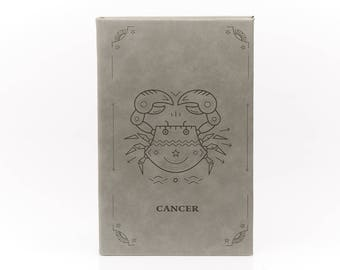 Cancer / Leather Journal