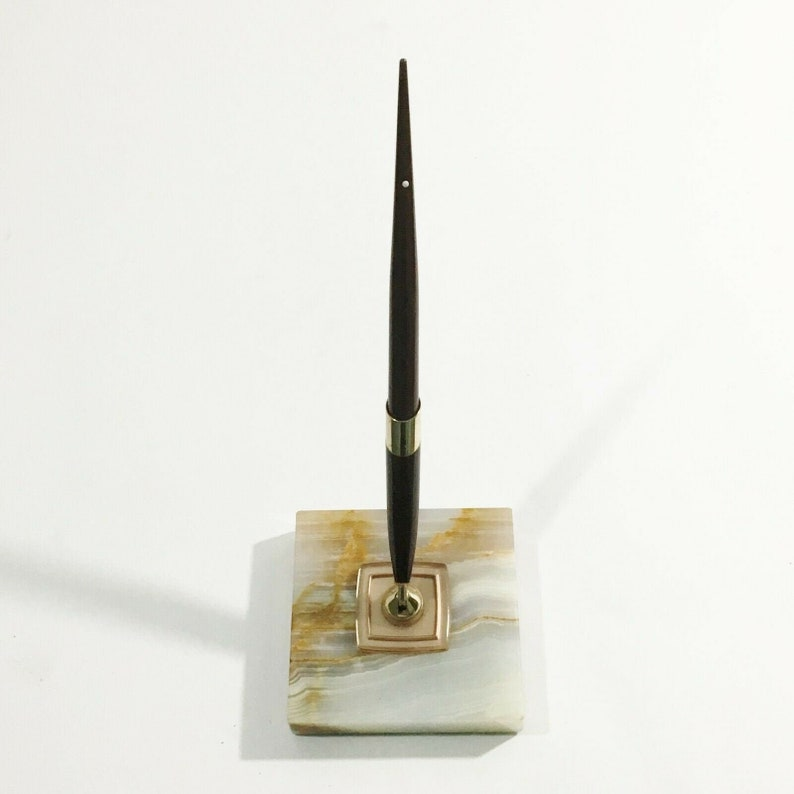 Astonishing Vintage Sheaffer Cartridge Fill Fountain Pen Desk Set Interior Design Ideas Helimdqseriescom
