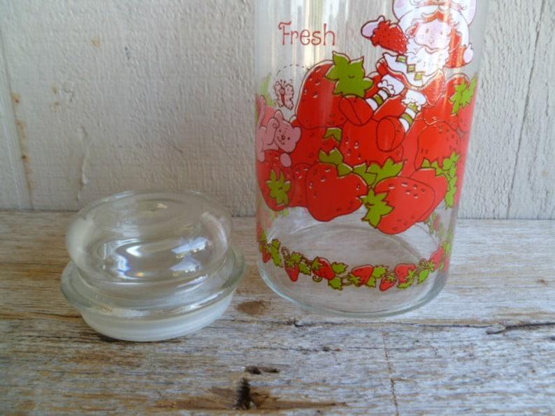 Strawberry Shortcake Jar Canister American Greetings
