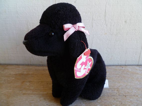 ba820255f6b TY Beanie Baby Poodle Dog GiGi With Tags