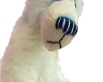 Polar Bear Toys Etsy