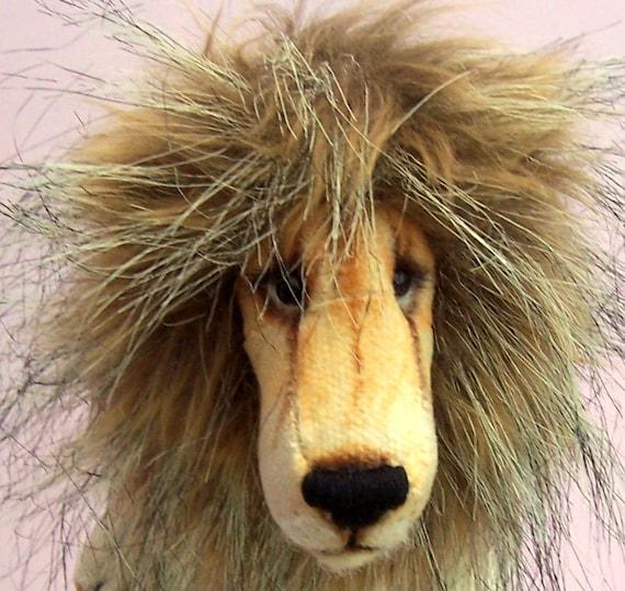 Charlie Lion Kuscheltier Schnittmuster Löwe oder Löwin zu | Etsy