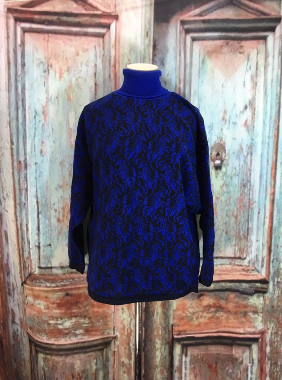 523753a8a3f Benetton Sweater with Horses