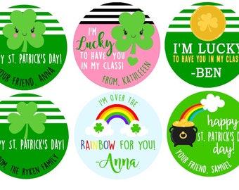 St. Patrick's Day Stickers/St. Patrick's Day