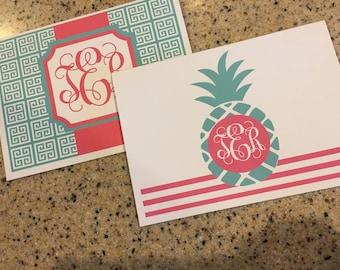 Stationary Set- FOLD-OVER CARDS & Envelopes