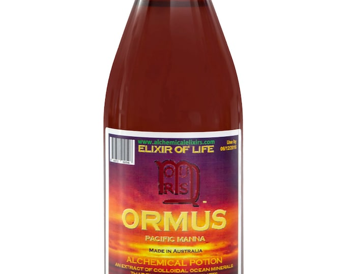 Ormus,Monatomic Gold,for Health and Longevity Try it Now