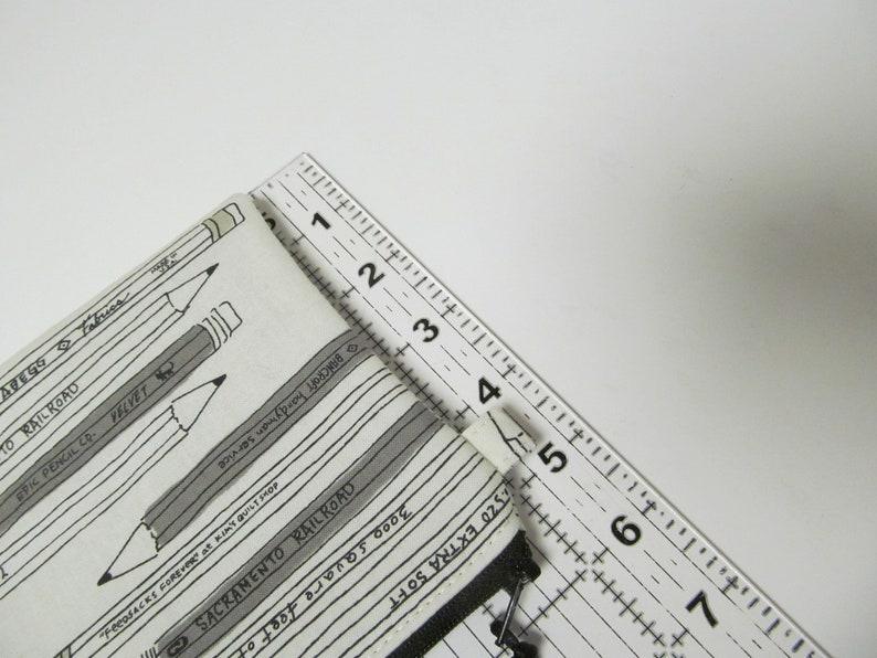 Zipper Pouch5.5x8Pencil