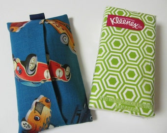 Tissue Case/Race Car
