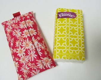 Tissue Case/Daisy