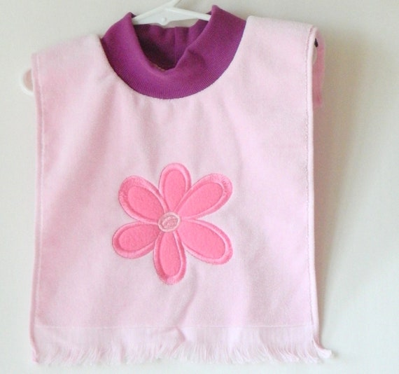 Baby Due Unisex Embroidered Baby Pull-Over Bib Gift Personalised New Arrival