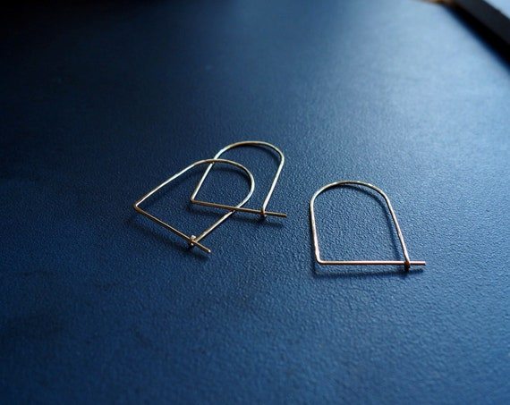 Arch Loop Earrings
