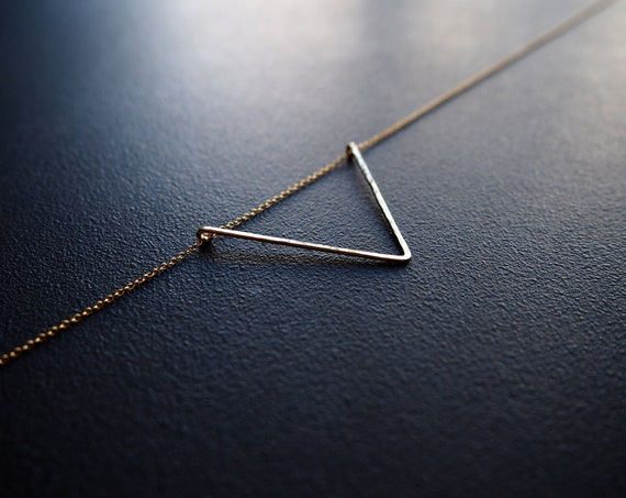 Small Equilateral Necklace