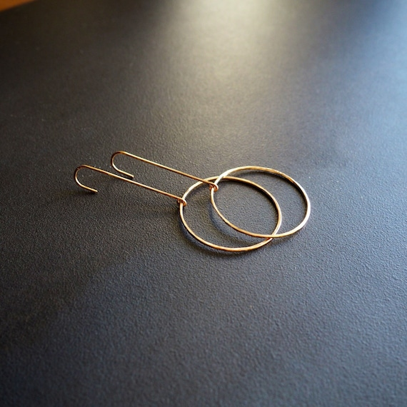 Circlet Hook Earrings