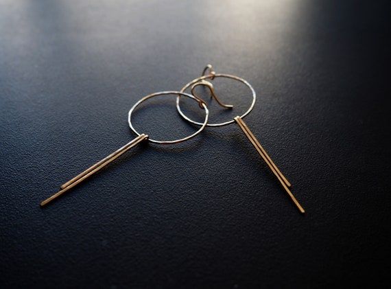 Splinter Earrings