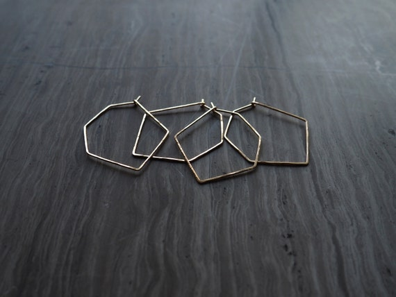 Taliesin Loop Earrings
