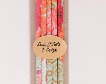 Marigold pencils - set of 5