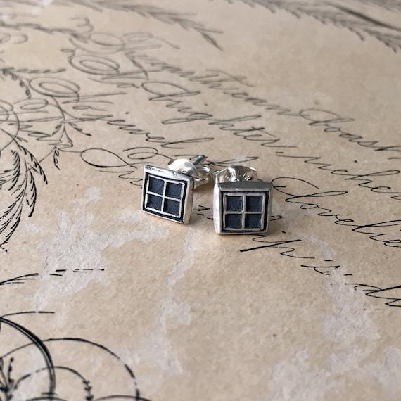Tiny Stud Earrings   Small Earrings   Little Stud Earrings
