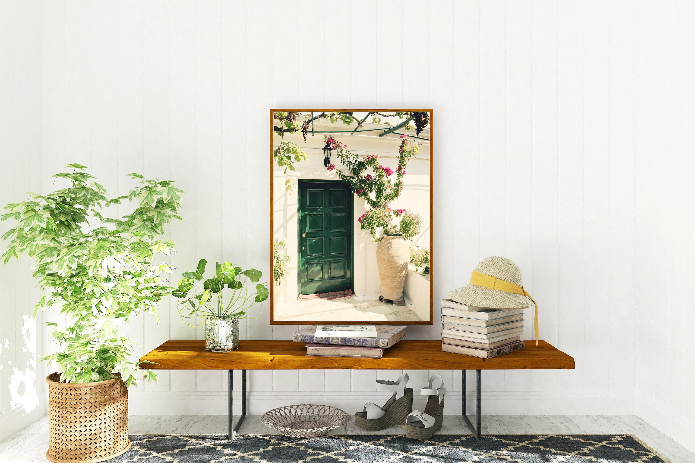 Green Door Photo