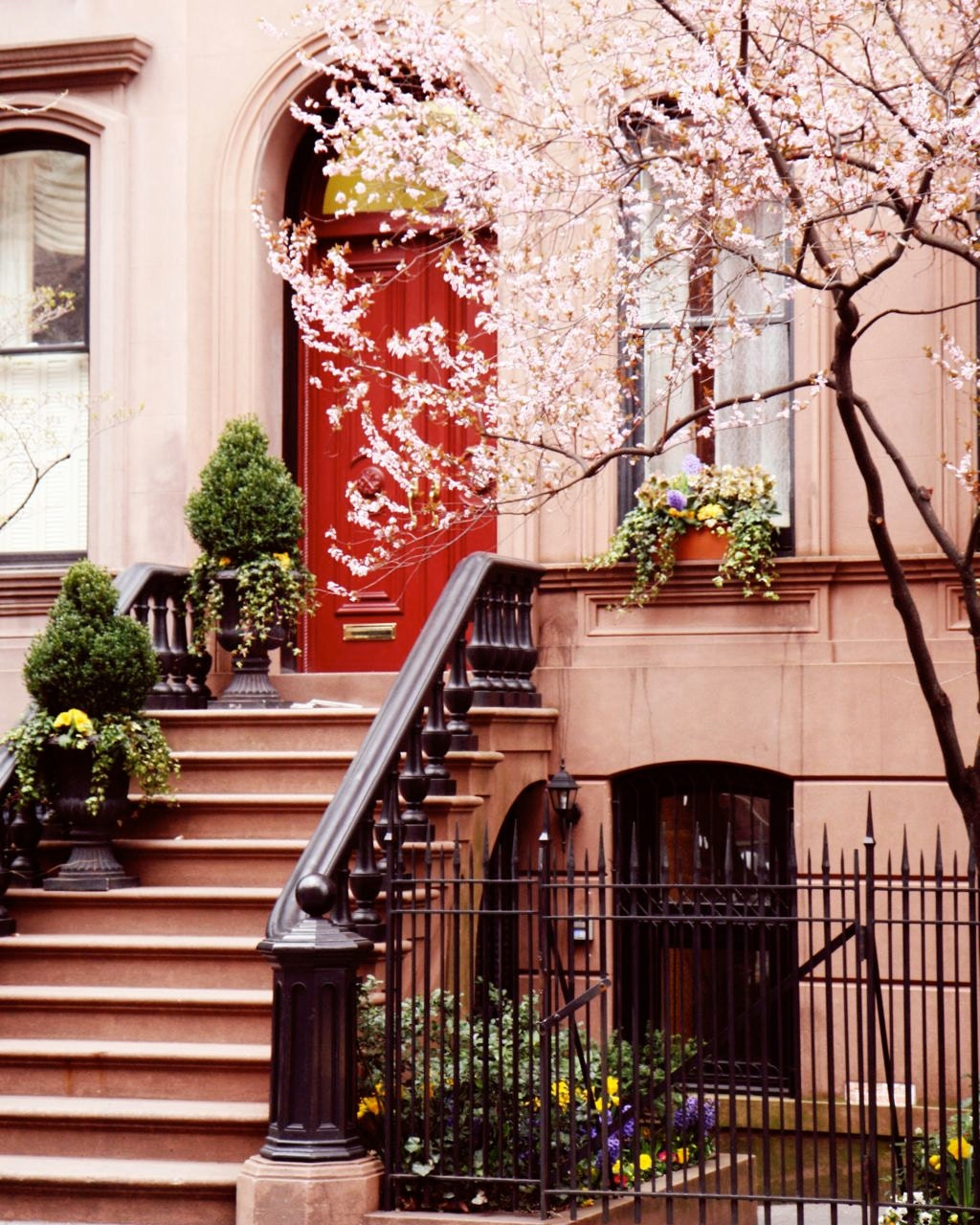New York City Photography Nyc Print West Village Photo Urban