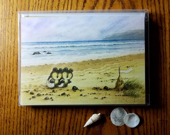 THE COLLECTORS Box of 6 Note Cards by Mary Melcher