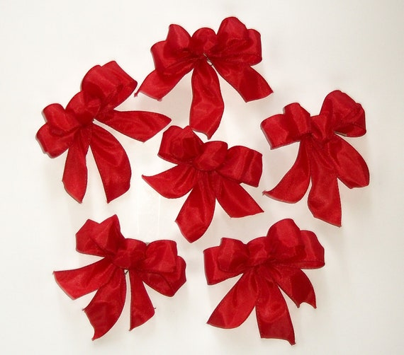 image 0 - Christmas Tree Bows